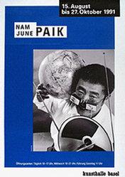 (c) kunsthalle basel, 1991